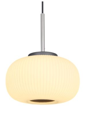Lampada a sospensione a LED Globo BOOMER 15437H