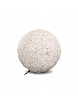 Lampada per esterno VP-EL E27 STONE BALL 30 cm
