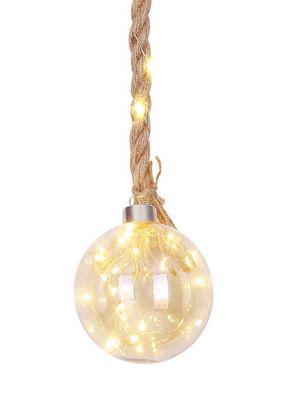 LED Lampada a sospensione Globo ROVETO 29933