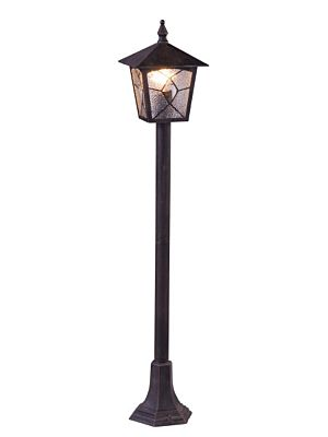 Lampada da terra per esterni ATLANTA Globo 3128