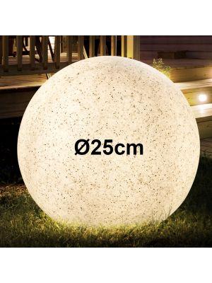 Lampada decorativa per esterno, Globo TOULA 31780