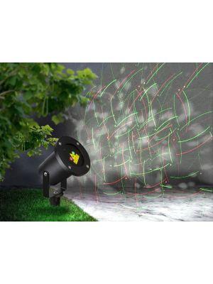 Led illuminazione decorativa Globo Tammes laser 32002