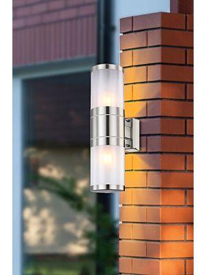 Lampada da parete per esterno XELOO Globo 32014-2
