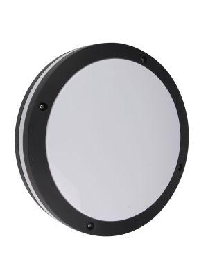 Lampada da parete VP-EL Pula Black round