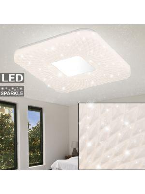 Lampada LED da soffitto Globo FINDUS 41343-18