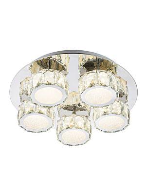 Lampada LED da soffitto Globo 49350D4