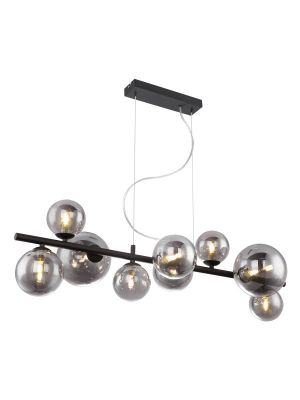 LED Lampada a sospensione Globo RIHA 56133-9H