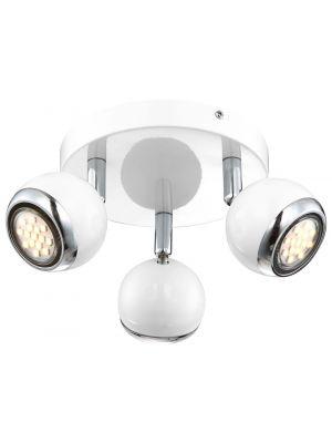 Lampada LED da soffitto OMAN Globo 57882-3