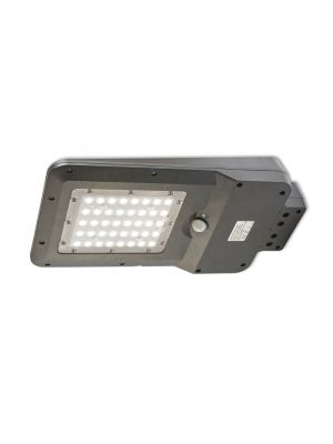 Faretto a LED solare con sensore K-Light STREET