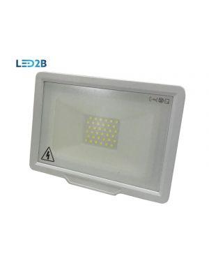 Faretto a LED per esterno K-Light Led2B MH 30W - 2400 lm/3000K bianco