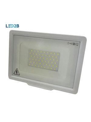 Faretto a LED per esterno K-Light Led2B MH 50W - 4000 lm/6000K bianco