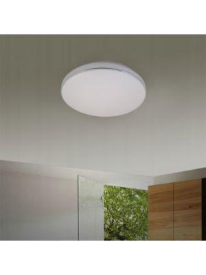 LED Lampada da soffitto  VP-EL KIRA 18W 4000K
