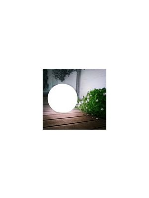 Lampada per esterno VP-EL E27 BALL WHITE 35 cm