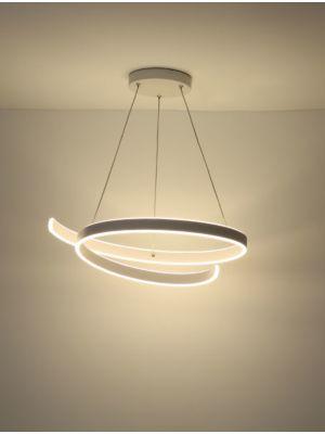Lampada a sospensione a LED Globo VICTORIA 67202-80HW