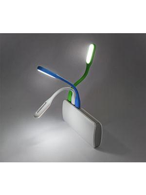 Luce USB a LED Flex - blu