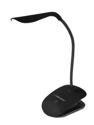 Lampada da tavolo a LED EMA 3 steps - nero