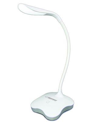 Lampada da tavolo a LED AMON 3 steps - bianco