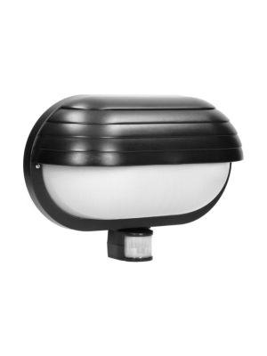 Lampada da parete per esterno OR SAMUM - Black