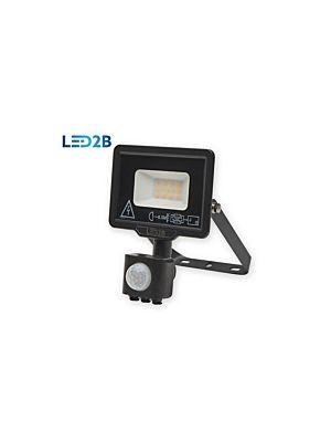 Faretto a LED con sensore per esterno K-Light Led2B MHC 10W - 800 lm/6000K