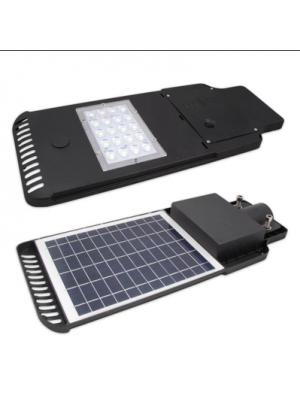 Faretto a LED solare Street con sensore VP-EL 20W