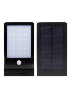 Faretto a LED solare SLIM con sensore VP-EL 7.2W