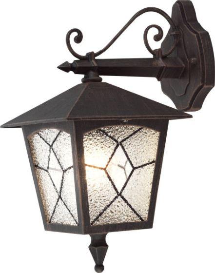 Lampada da parete per esterno ATLANTA Globo 3125