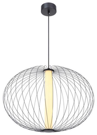 Lampada a sospensione a LED Globo MORURI 15608H1