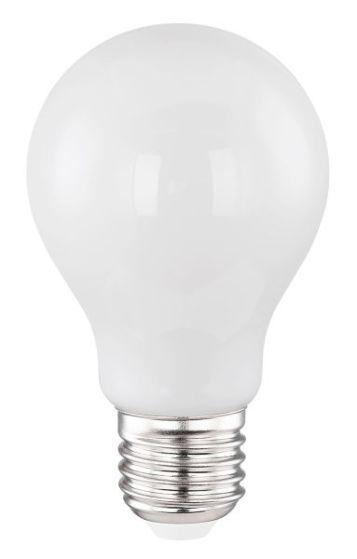Lampadina LED E27 opal 6W 2700k/650lm Globo 10582OD