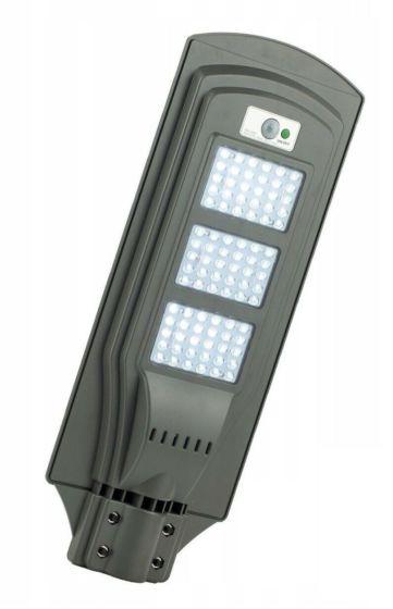 Faretto a LED solare con telecomando VP-EL 60W / 6000K IP65