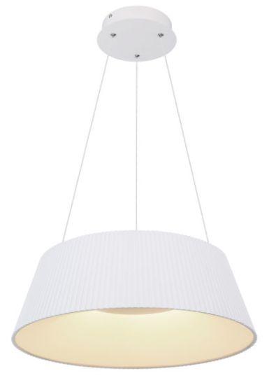 Lampada a sospensione a LED Globo CROTONE 48801WH-45