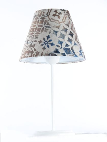 Lampada da tavolo BP-Light Adelina Multi/white