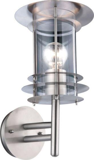 Lampada da parete per esterno MIAMI Globo 3151
