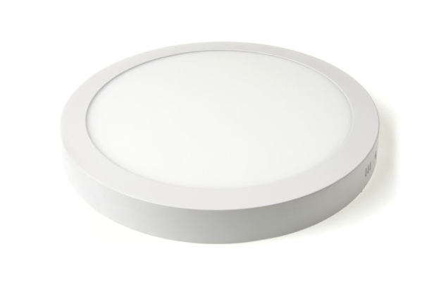 LED lampada da soffitto VP-EL SELFE ROUND WHITE 24W 4000K