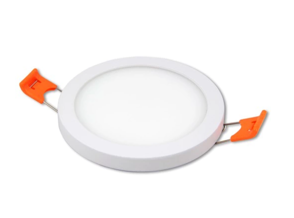 LED vgradni panel VP-EL ORTO ROUND White 6W 4000K