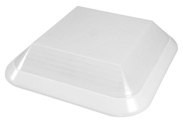Lampada da soffitto / parete a LED con sensore PIR DORA 16W bianco - latteo