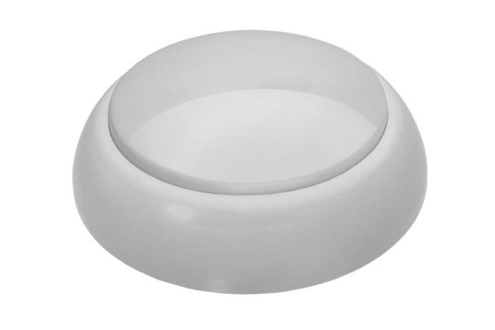 Lampada da soffitto / parete a LED KEIKO 12W bianco - latteo