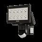 LED Riflettore con sensore OR SIROCCO 25W IP44 BLACK
