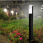 LED Lampada da terra per esterni VP-EL LORAN Black 60cm