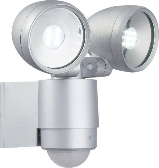 Lampada da parete per esterni a LED RADIATOR II Globo 34105-2S
