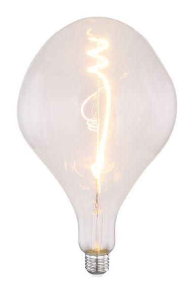 Lampadina LED clear E27 6W 2200K/350lm Globo 11533
