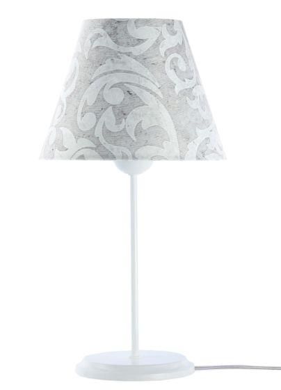 Lampada da tavolo BP-Light Eugenia Multi/white