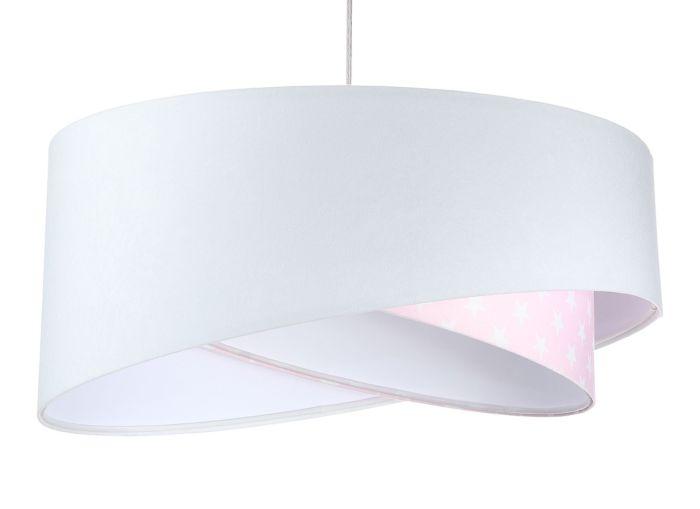 Lampada a sospensione BP-Light Galaxy Stars white/pink